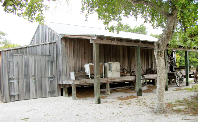 Sanibel Packing House (1900)