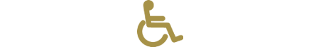 photo of handicap symbol