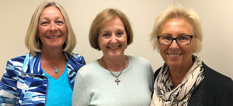New Directors Tracey Tenney Annette Hendrick Virginia Darby