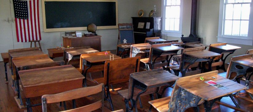 School House Interior